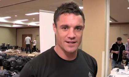 Rugby Championship : Dan Carter forfait pour les deux matchs contre l'Australie