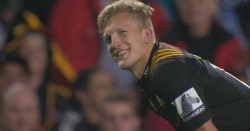 ALL BLACKS : pas de Coupe du monde 2019 pour Damian McKenzie
