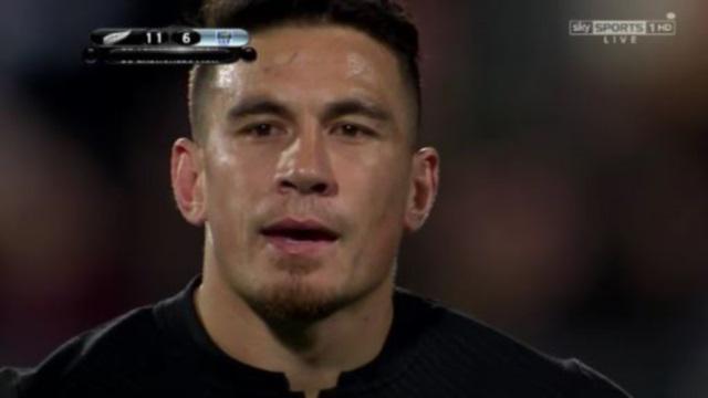 ALL BLACKS. Le groupe de la Nouvelle-Zélande pour le Rugby Championship