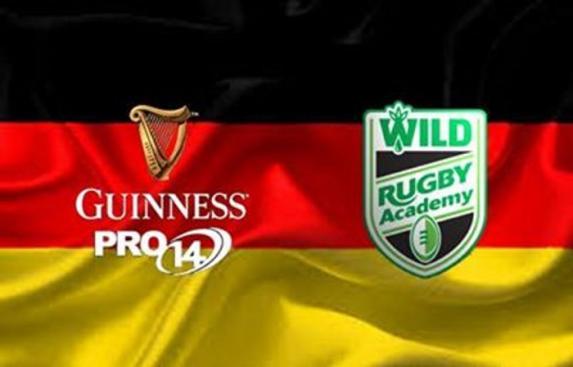 Une équipe allemande en Guiness Pro 14 ? Avec la Wild Rugby Academy, tout est possible!