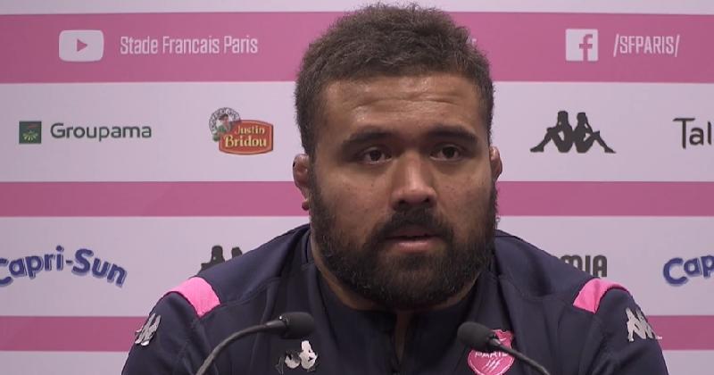 TOP 14 - Paul Alo-Emile parle du Serial Scorer Laumape et des ambitions du Stade Français