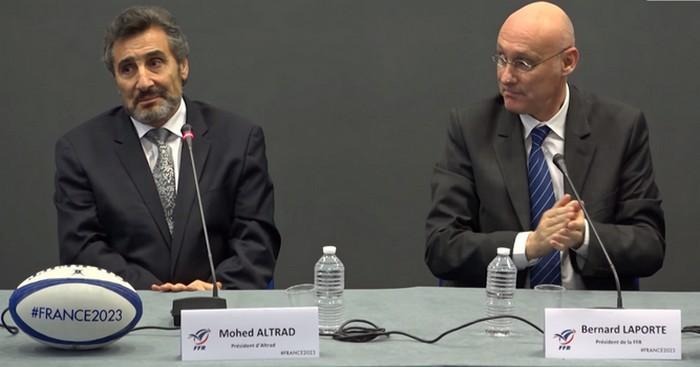 Affaire FFR/MHR - Altrad dézingue les présidents de Top 14, la défense de Laporte affaiblie ?
