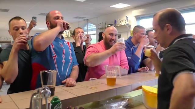 Vidéo. Rugby amateur. Malgré ses défaites, le club de Verdun sur le Doubs sait savourer les troisièmes mi-temps !