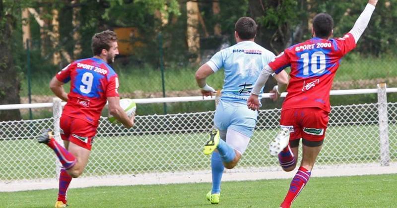 AMATEUR - Fédérale 1 : les résultats des 8èmes de finale aller du trophée Jean Prat