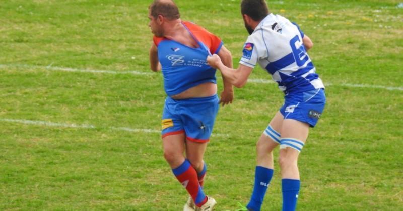 AMATEUR - Tu penses que tu es bon au rugby quand...