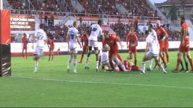 VIDÉO. Amical : Le RCT impressionne déjà contre le Stade Toulousain (38-12)