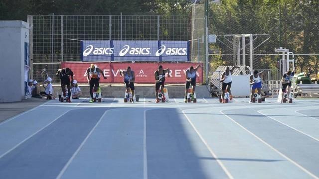 France 7 - Quand un jeune athlète explose les records de vitesse de Marcoussis