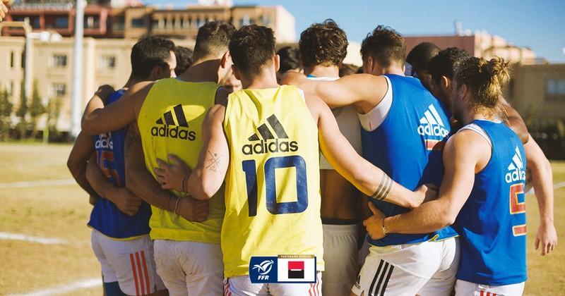 Paris 7s - France 7. Vincent Inigo : ''la qualité du groupe français, c'est la cohésion d'équipe''