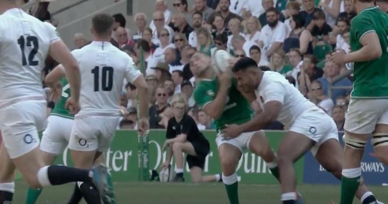 La fessée donnée à l'Irlande fait-elle de l'Angleterre le favori ?