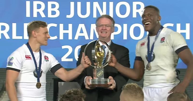 Angleterre - Afrique du Sud : combien de finalistes ont été sacrés chez les U20 ?