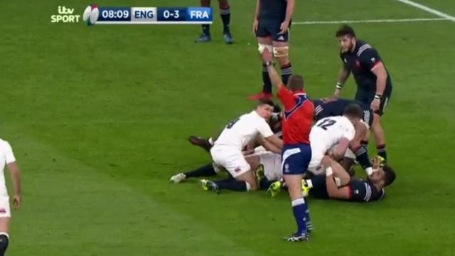 VIDEO. Tournoi des 6 Nations : on a analysé l'arbitrage de M. Gardner lors d'Angleterre - France