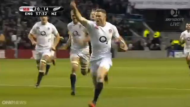 Test-match. Angleterre - Nouvelle-Zélande : Un virus derrière la défaite des All Blacks en 2012 ?