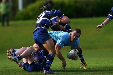 Interview d'Anthony Le Douarin, un Frenchy étudiant et joueur de rugby en Nouvelle-Zélande