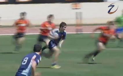 Rugby à VII : Les U19 dominent le Championnat d'Europe