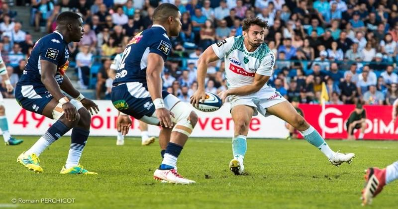 Top 14 - Section Paloise. Antoine Hastoy est-il la nouvelle sensation béarnaise ?