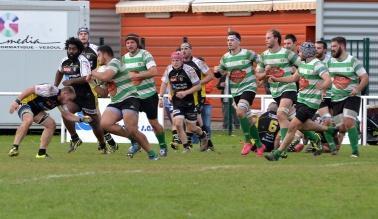ASC Saint Apollinaire Rugby : enfin l'âge de la maturité ?