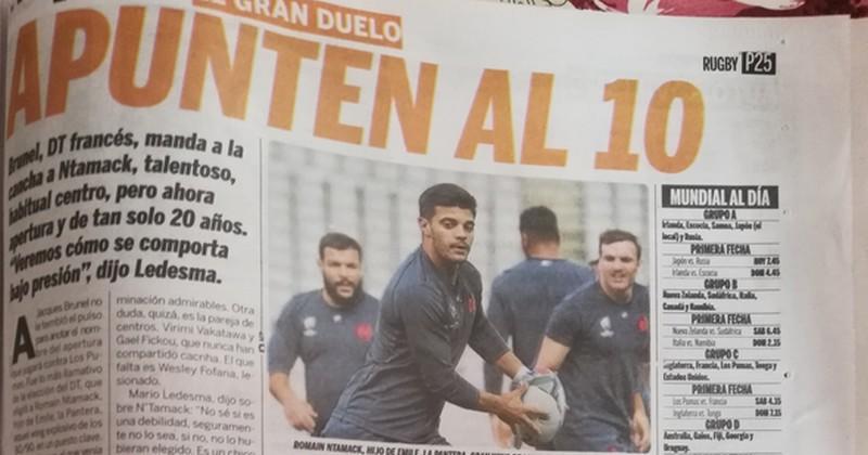 Coupe du monde - Comment le choc face aux Bleus est-il vu dans la presse argentine ?