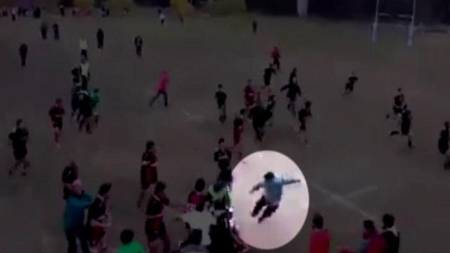 VIDEO. Argentine : un match de rugby tourne au pugilat après le coup de sifflet final