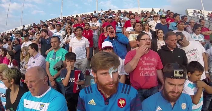 VIDÉO. Argentine vs Afrique du Sud dans la peau d'un supporter argentin grâce aux Français de Mas Local