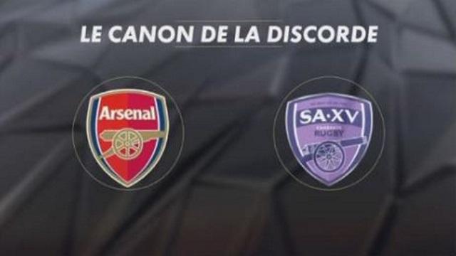 PRO D2 - INSOLITE : le logo de Soyaux-Angoulême énerve le club de football d'Arsenal
