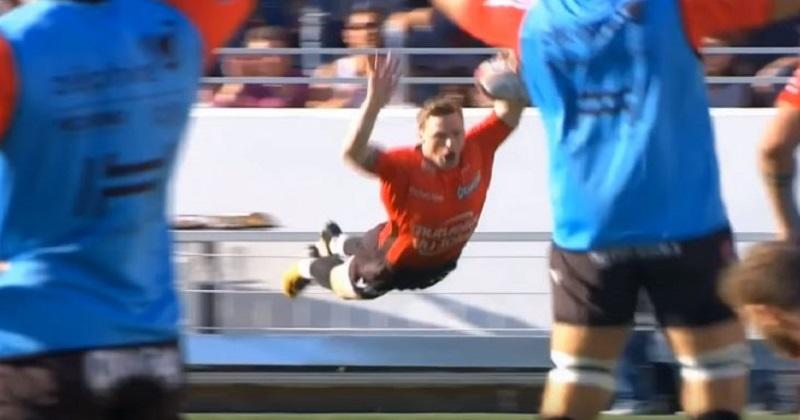 NEWS. Angleterre. Ashton reconnaissant envers Toulon