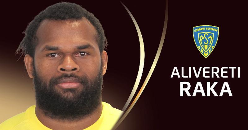 ASM Clermont : Alivereti Raka naturalisé français le 8 décembre prochain