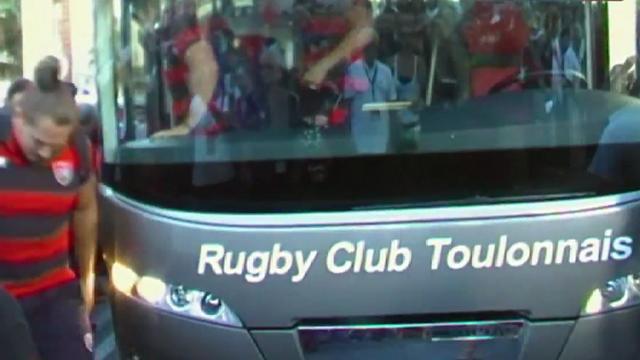 Top 14. ASM - RCT. Le bus de Toulon une nouvelle fois dégradé à Clermont