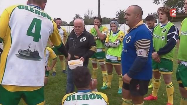 VIDEO. AMATEUR. Au coeur de l'Oléron Rugby Club avec Rencontre à XV