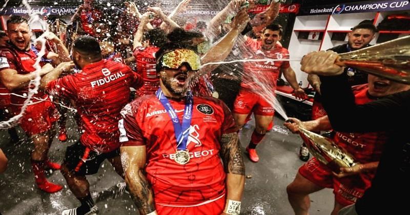 Au fait, pourquoi les rugbymen champions portent des lunettes de ski ?
