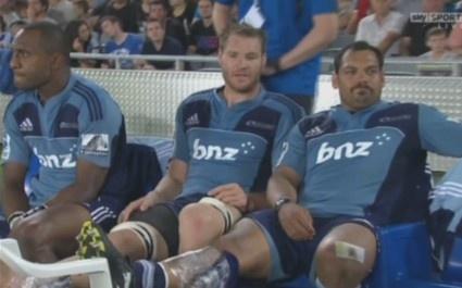 Les Auckland Blues : c'est du tonnerre