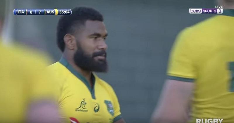 Le doublé de Koroibete pour la victoire de l'Australie [VIDÉO]