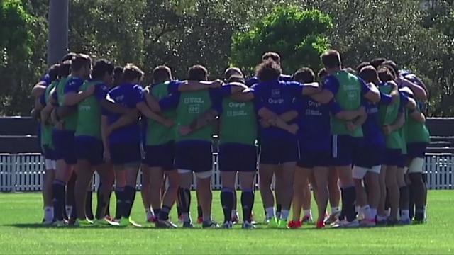 VIDEO. Les explications Philippe Saint-André sur la composition du XV de France pour le 2e test-match face à l'Australie