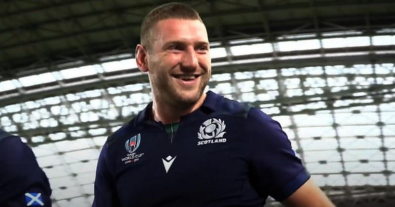 Autumn Nations Cup - Coup dur pour l'Ecosse : Finn Russell et Adam Hastings forfaits !
