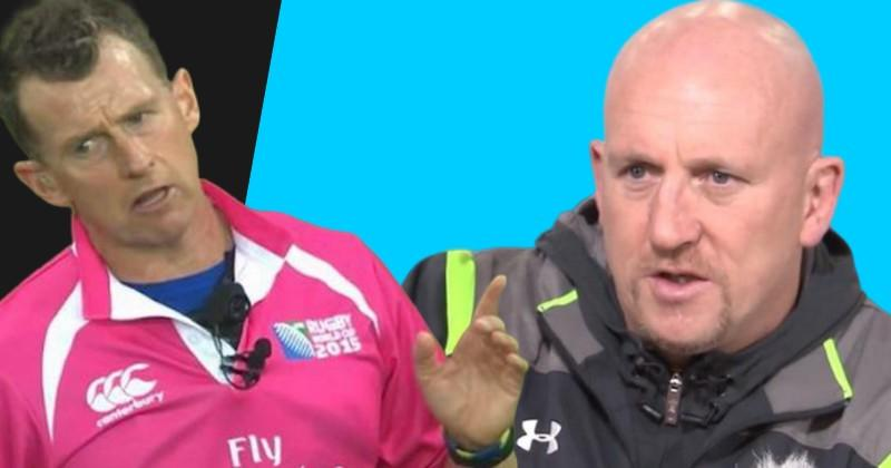 Avant France - Angleterre, Shaun Edwards demande l'aide... de Nigel Owens