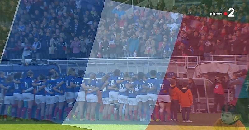 XV de France féminin - Avec Bourdon à l'ouverture et N'Diaye sur le banc face à l'Angleterre