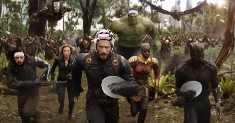 À quoi ressemblerait une équipe de rugby composée de super-héros Marvel ?