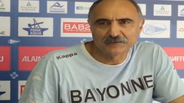 Aviron Bayonnais - Christian Lanta : « Le derby basque ? Tout est remis à zéro »