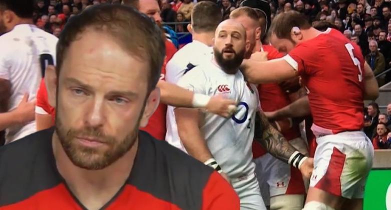 AW Jones en appelle à World Rugby après le chat-bite de Marler, jusqu'à 4 ans de suspension pour l'Anglais ?