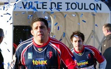 Bagarre Fed 1 : La Seyne vs Béziers à Mayol