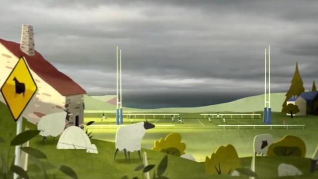 VIDEO. Jeux Olympiques : France 4 dévoile sa bande-annonce du rugby à 7, en mode cartoon