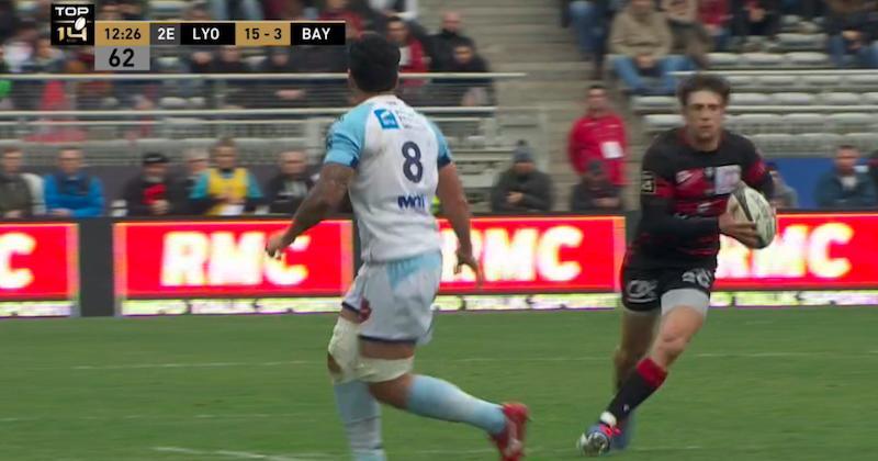 Crochet, raffut, accélération : la facilité de Pierre-Louis Barassi face à Bayonne [Vidéo]