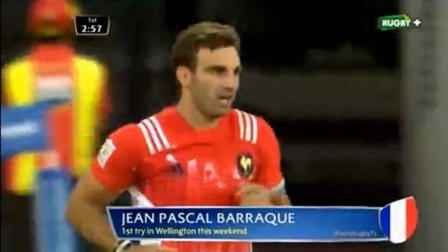 "France 7 - Wellington 7s. Jean-Baptiste Gobelet : ""Barraque et Valleau ont pris une autre dimension"""