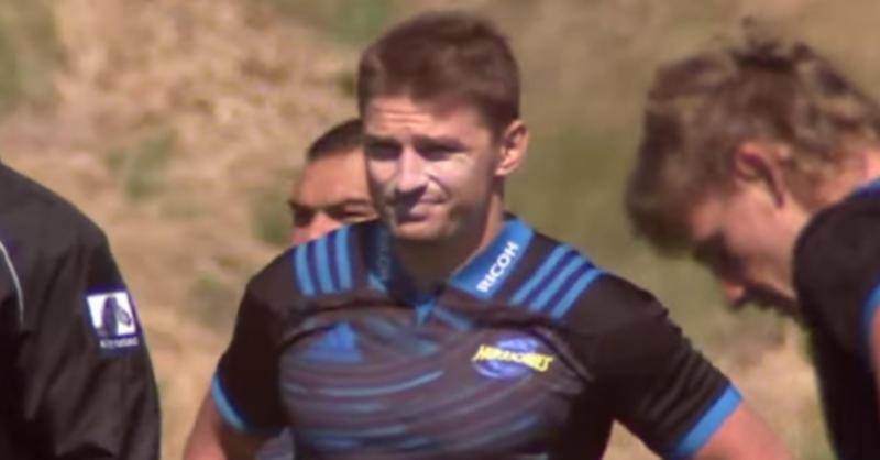 Super Rugby - Beauden Barrett de retour en grande forme avec les Hurricanes !
