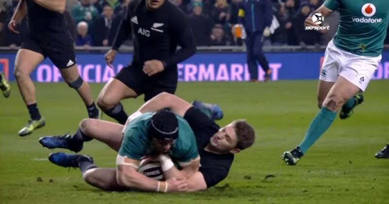 L'Irlande va-t-elle faire tomber la Nouvelle-Zélande