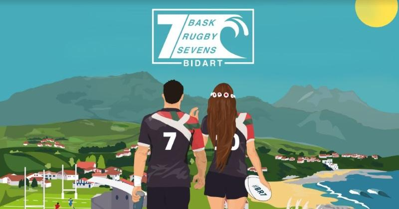 BASK RUGBY SEVENS : le rugby à 7 arrive au Pays Basque