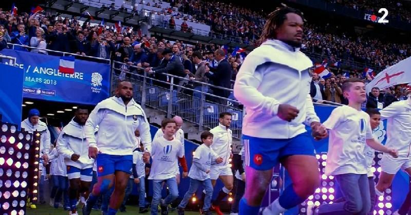 6 Nations 2018 - XV de France. Brunel : ''Mathieu Bastareaud, c'est la force tranquille''