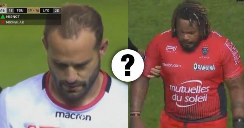 VIDEO. Top 14 - Toulon et Lyon ont-ils joué avec la règle lors du barrage ?