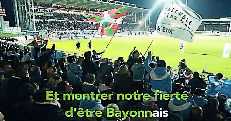 Coronavirus - L'Aviron Bayonnais pousse la chansonnette pour soutenir les travailleurs [VIDEO]