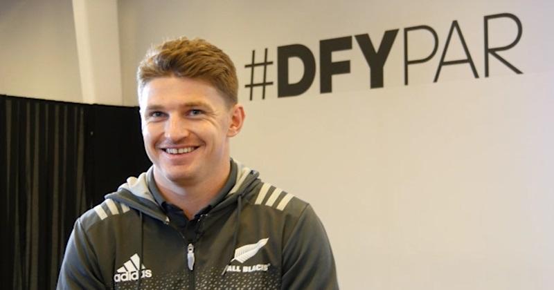 VIDÉO. All Blacks - Beauden Barrett : ''la créativité a sa place dans le rugby moderne''