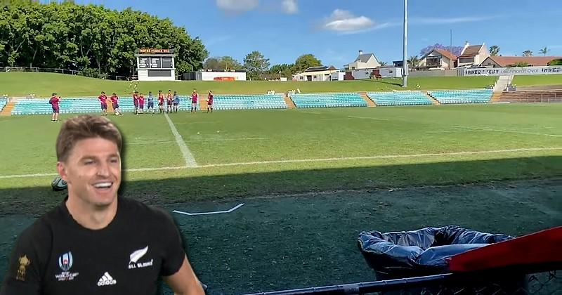 Beauden Barrett nous impressionne une fois de plus avec son talent [VIDEO]